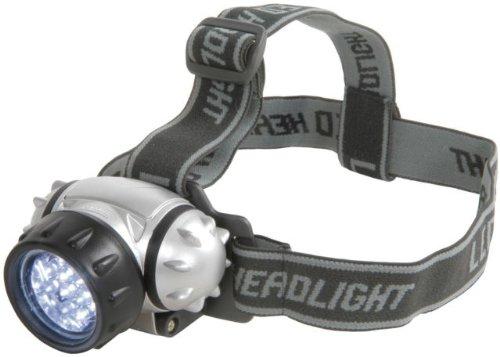 12 LED HEADLAMP HEADLIGHT ULTRA BRIGHT TORCH CAMPING FISHING LIGHT by OnlineDiscountStore