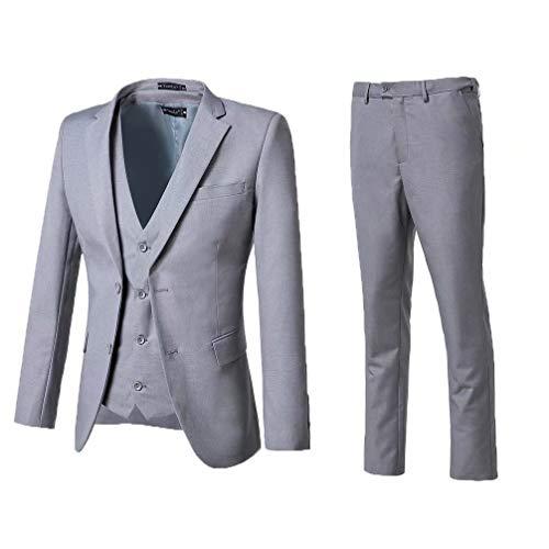 KissTies Boys Tie Gray Satin Youth Necktie For Teens Ties + Gift Box