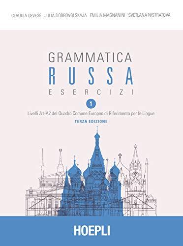 Grammatica russa. Esercizi, Volume 1: Vol. 1