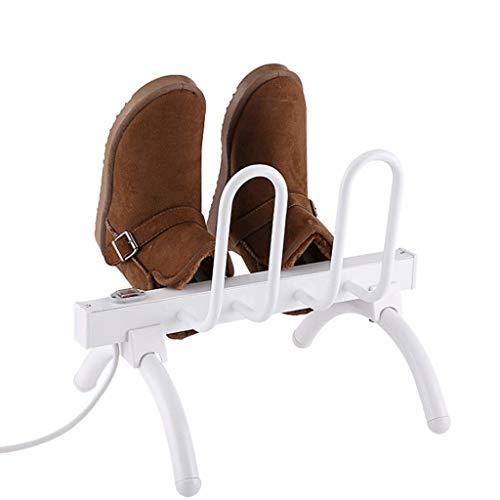 JJYPT Zapatos Secadora eléctrica con Patas Botas deshumidificador y Percha cálido Secadora...