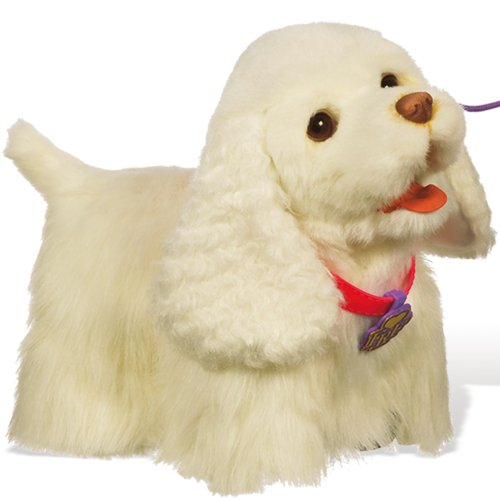 FurReal Friends Gogo My Walking Pup, Cane Interattivo