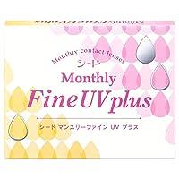 マンスリーファイン UV plus 【BC】8.8 【PWR】-5.50