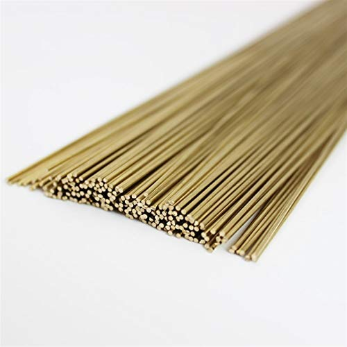 Pilang zxxin-Varillas de Soldadura duraderas, Barras de Soldadura Fuerte de latón TIG Welding Wire, 0.8mm / 1.0mm / 1.2mm / 1.6mm / 2mm / 2.5mm / 3mm / 4mm / 5mm / 6mm