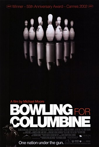 Bowling for Columbine Movie Poster (68,58 x 101,60 cm)