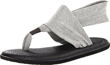 Sanuk Yoga Sling 2 Grey 9 B  M