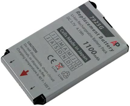 Artisan Power Replacement Battery for Cisco 7925G and 7926G Phones. 1100 mAh