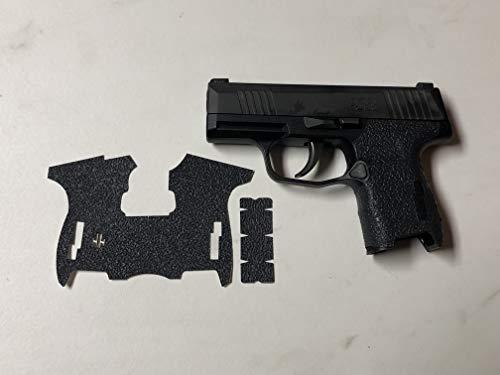 Handleitgrips SIG SAUER P365 Gun Grip Enhancement Gun Parts Kit, Black