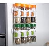 Bahama 20X Especieros para cocina como Organizador Especias para Armario tipo...
