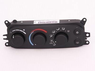 2003-2005 Dodge Ram & 2002-2004 Dodge Dakota AC Heater Control Unit MOPAR OEM
