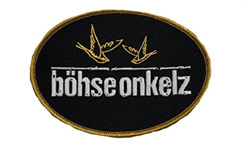 Böhse Onkelz - Heilige Lieder Aufnäher/Patch