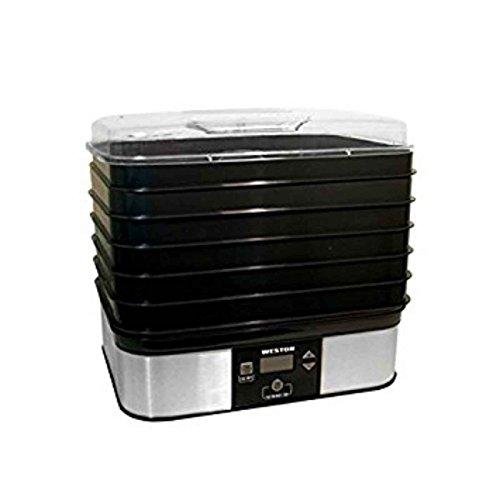 Weston 6 Tray Digital Food Dehydrator
