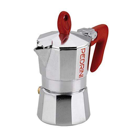 PEDRINI 9082-0 Caffettiera, Kaffettiera, 2 Tazze