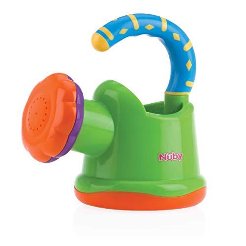 Nuby - Badspeelgoed Gieter - 3m+, groen