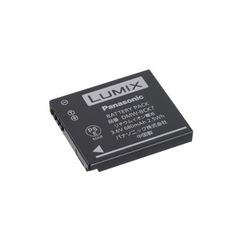 Panasonic LUMIX DMW-BCK7E Rechargeable Battery for XS1, FS50 and F5 Cameras