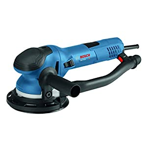 """Bosch Power Tools - GET75-6N - Electric Orbital Sander, Polisher - 7.5 Amp, Corded, 6"""""""" Disc Size - features Two Sanding Modes: Random Orbit, Aggressive Turbo for Woodworking, Polishing, Carpentry"""