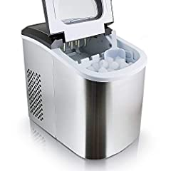 Machine à glaçons glaçons glaçons glaçons glaçons ice maker EIS Machine Icemaker (acier inoxydable)