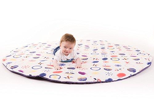 Alfombra de gimnasio para bebés Star Tiger Sleep AA