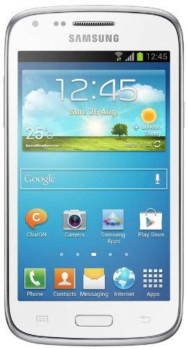 """Samsung Galaxy Core (GT-I8260) - Smartphone Libre (Pantalla táctil 4.3"""", cámara 5 MP, WiFi)"""