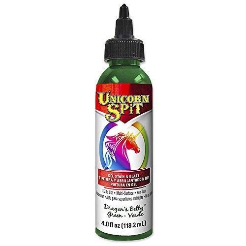 Unicorn SPiT 5770007 Dragon's Belly Bouteille de gel Vert 1 l
