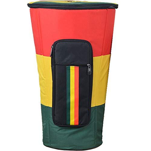 HOMDREAM Djembe Bag Zaino da 10/12/13 '' African Drum Djembe Carry Case Zaino Impermeabile Antiurto,12inch