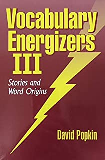 Vocabulary Energizers 3