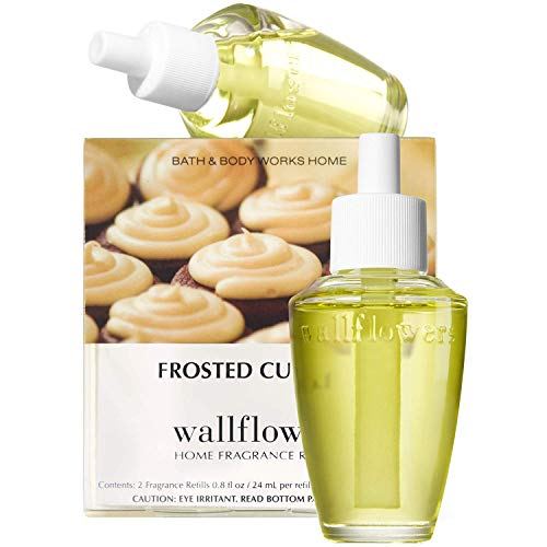 Bath & Body Works Frosted Cupcake Wallflowers Home Fragrance Refills