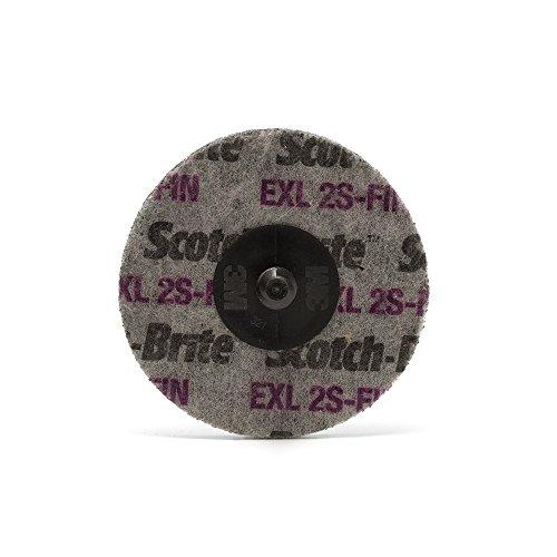 maxidetail ad9200geschlossenen Rad, Siliziumkarbid, Roloc halteraufsatz EXL 2S Fin Scotch-Brite/76mm/3m