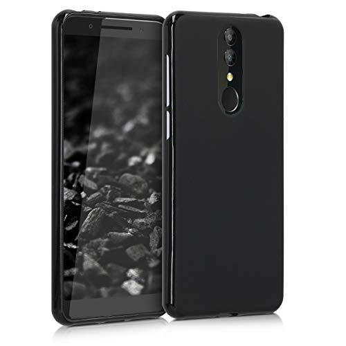 kwmobile Alcatel 3 / 3L (2019) Hülle - Handyhülle für Alcatel 3 / 3L (2019) - Handy Case in Schwarz matt