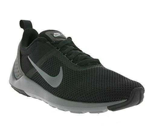 Nike Herren Lunarestoa 2 Essential Laufschuhe, Nero/Grigio (Nero/Grigio Scuro), 45.5 EU