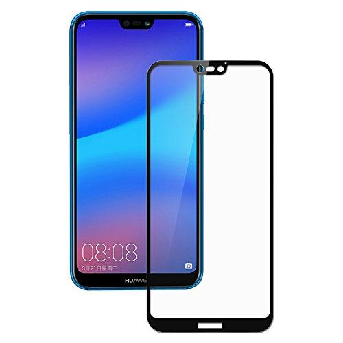 MINQISU Película de vidro temperado antiarranhões para Huawei P20 Lite à prova de poeira