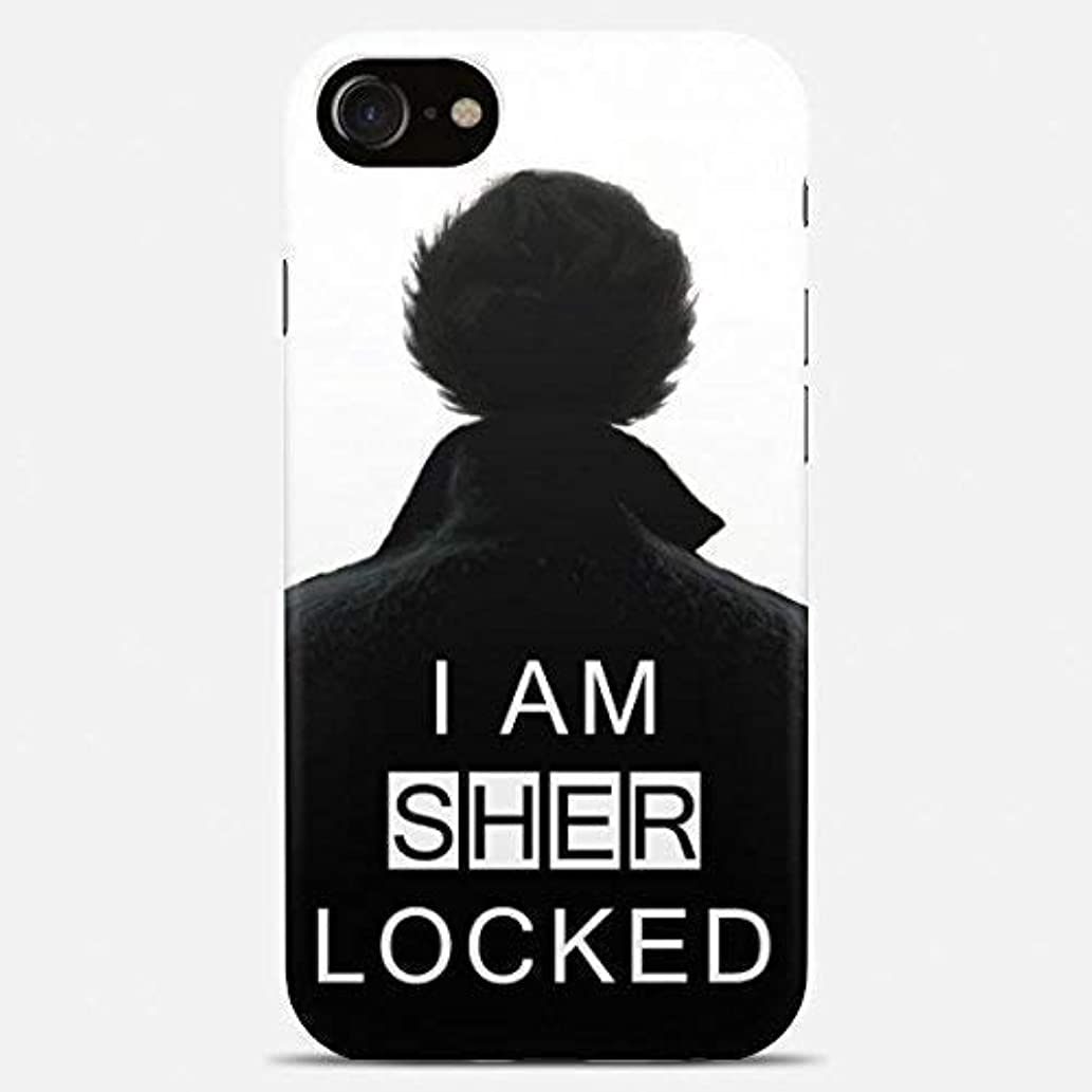 Inspired by Sherlock holmes phone case Sherlock holmes iPhone case 7 plus X XR XS Max 8 6 6s 5 5s Sherlock Samsung galaxy case s9 s9 Plus note 8 s8 s7 edge s6 s5 note 9 gift art cover i am sher locked