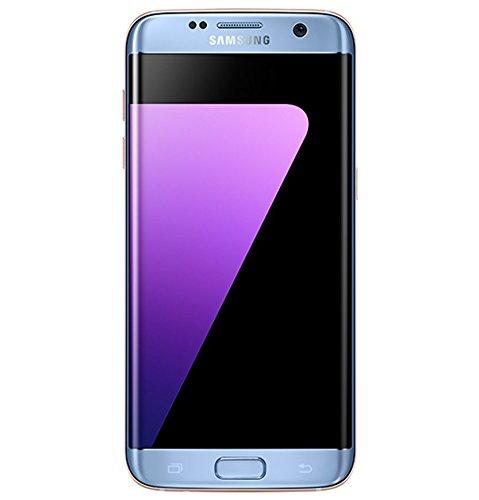 Samsung Galaxy S7 Edge Smartphone, Blu, 32 GB Espandibili [Versione Italiana]
