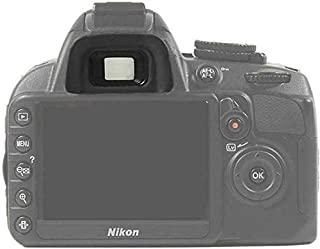 KOMET Visor Ocular de Goma para Nikon D5600 D5200 D5100 D5000 ...