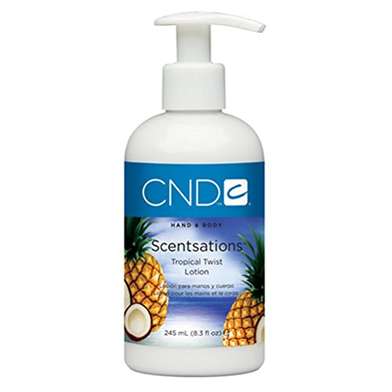 対抗供給からCND センセーションローション トロピカルツイスト 245ml