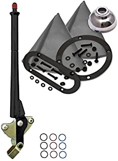 American Shifter 425912 Shifter (C6 23 E Brake Trim Kit for DC3C1)