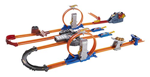 Hot Wheels Track Builder Total Turbo...