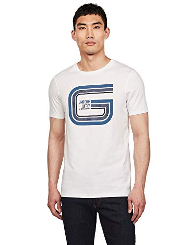 G-Star Raw heren t-shirt Graphic 9 Slim Round Neck
