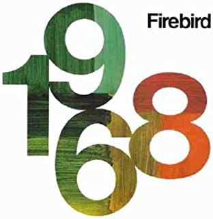 1968 PONTIAC FIREBIRD BEAUTIFUL DEALERSHIP SALES BROCHURE - ADVERTISMENT The Boss, 400 350 Sprint & Custom