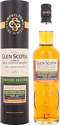 Glen Scotia Campbeltown Single Malt Scotch Whisky Limited Edition (1 x 0.7 l )