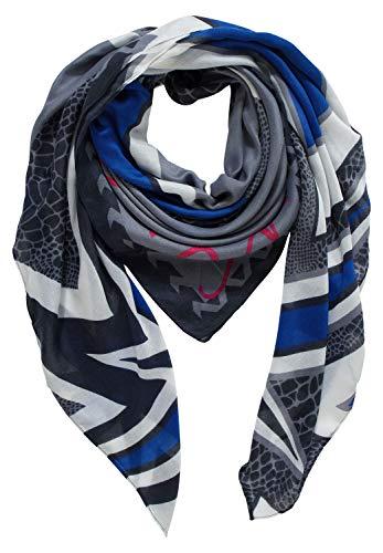 Street One Damen 571370 Mode-Schal, City Grey, A