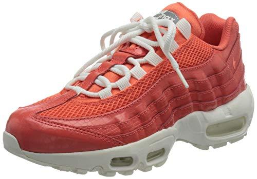 Nike 807443, Scarpe da Trail Running Donna, Rosso (Rush Coral/Rush Coral/Summit Bianco 802), 41 EU