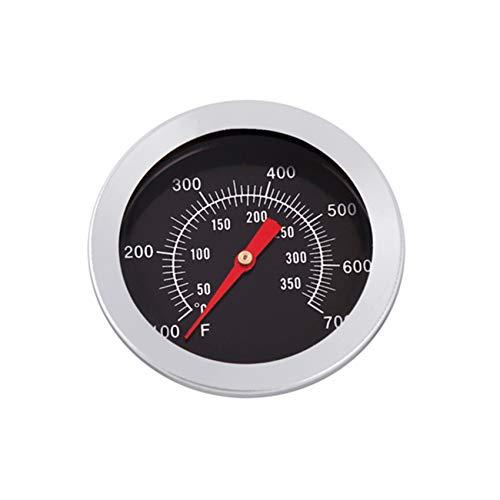 Weisin Edelstahl-Grillthermometer Tragbare Grilltemperaturanzeige für den Heimgebrauch
