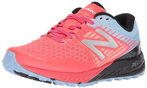 New Balance Wt910V4, Zapatillas de Running para Asfalto Mujer, Naranja (Korall/Schwarz Korall/Schwarz), 36.5 EU