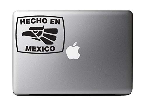 DKISEE Hecho En Mexico Gemaakt in Vinyl Decal Sticker Huid voor MacBook Pro Air Laptop Vinyl Sticker Muursticker Auto Decal 6 inch Onecolor