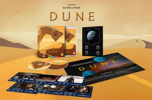 Dune Blu-ray (Limited Edition)