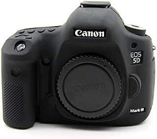 Zakao - Funda para cámara Digital Canon EOS 5D Mark III (Silicona Ligera Delgada Goma)