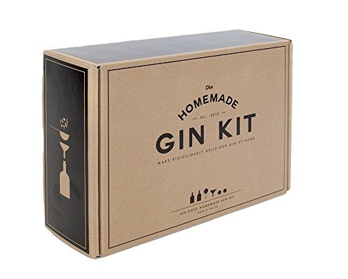The Homemade Gin Kit by The HomeMade Gin Kit