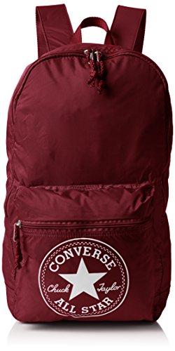 Converse Ct Packable Ny Season Zaino, Unisex Adulto, Bordeaux, 43X28X18