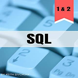 SQL: 2 Books in 1     Beginner and Intermediate Level SQL from the Ground Up              By:                                                                                                                                 Keith Dvorjak                               Narrated by:                                                                                                                                 Corrie Legge                      Length: 5 hrs and 34 mins     25 ratings     Overall 5.0