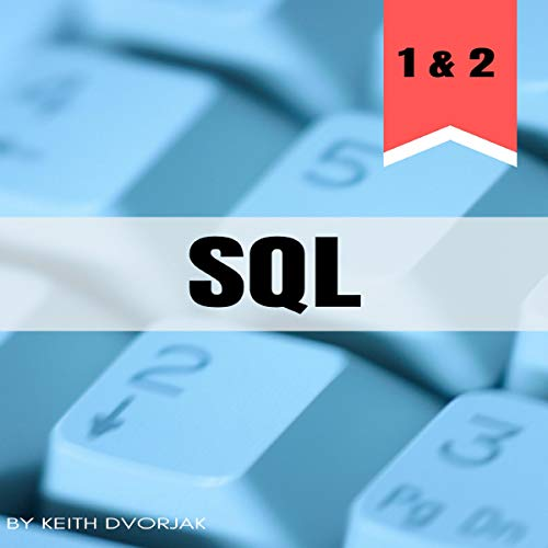 SQL: 2 Books in 1 cover art